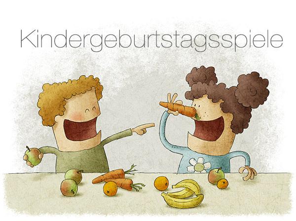 kindergeburtstagsspiele