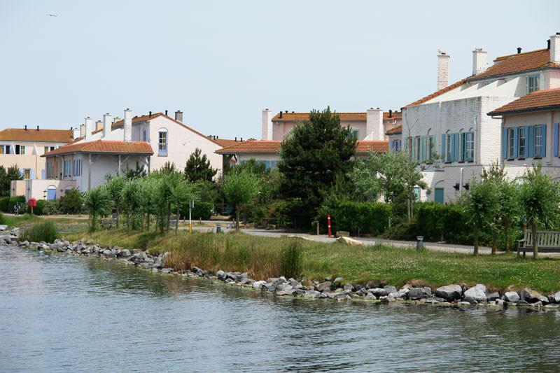 Center Parcs VIP Häuser am Wasser