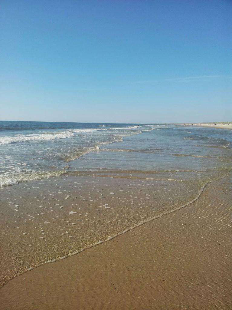 Der Strand!