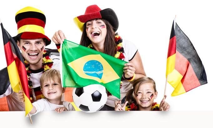 Fußball WM mit Kindern - witziger Kindermund
