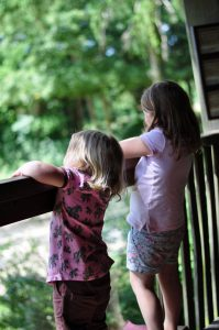 im zoo mit kindern