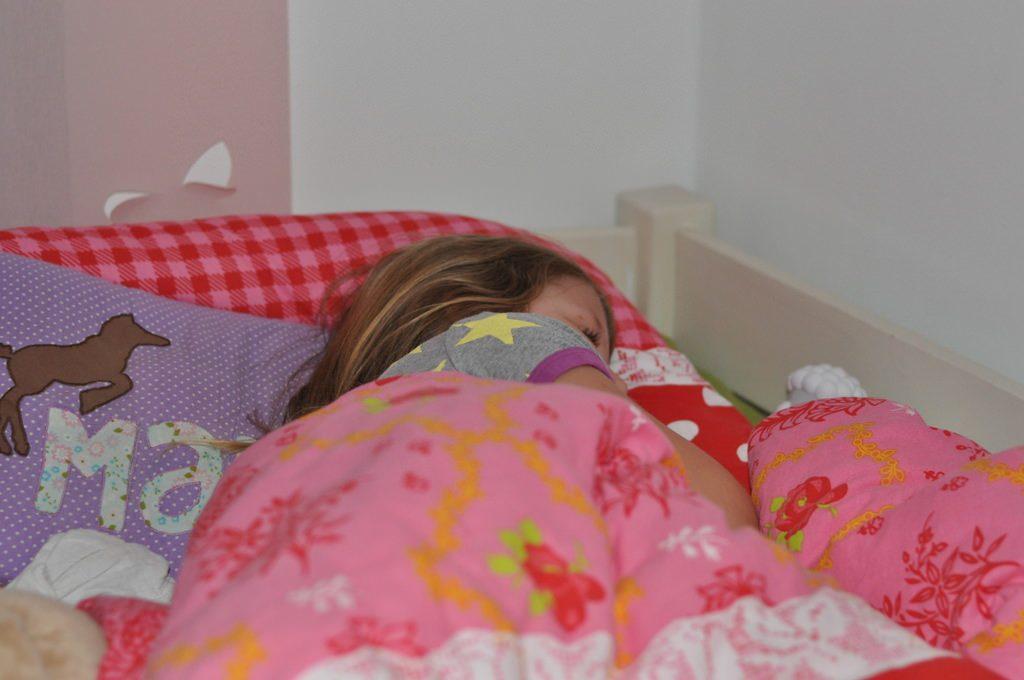krank gesund schlafen