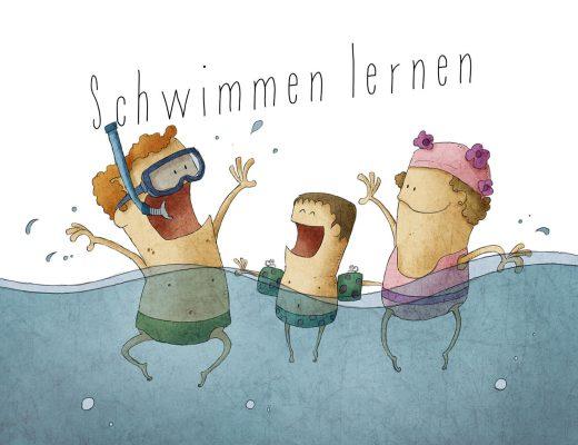 Schwimmkurs für Kinder - Schwimmen lernen