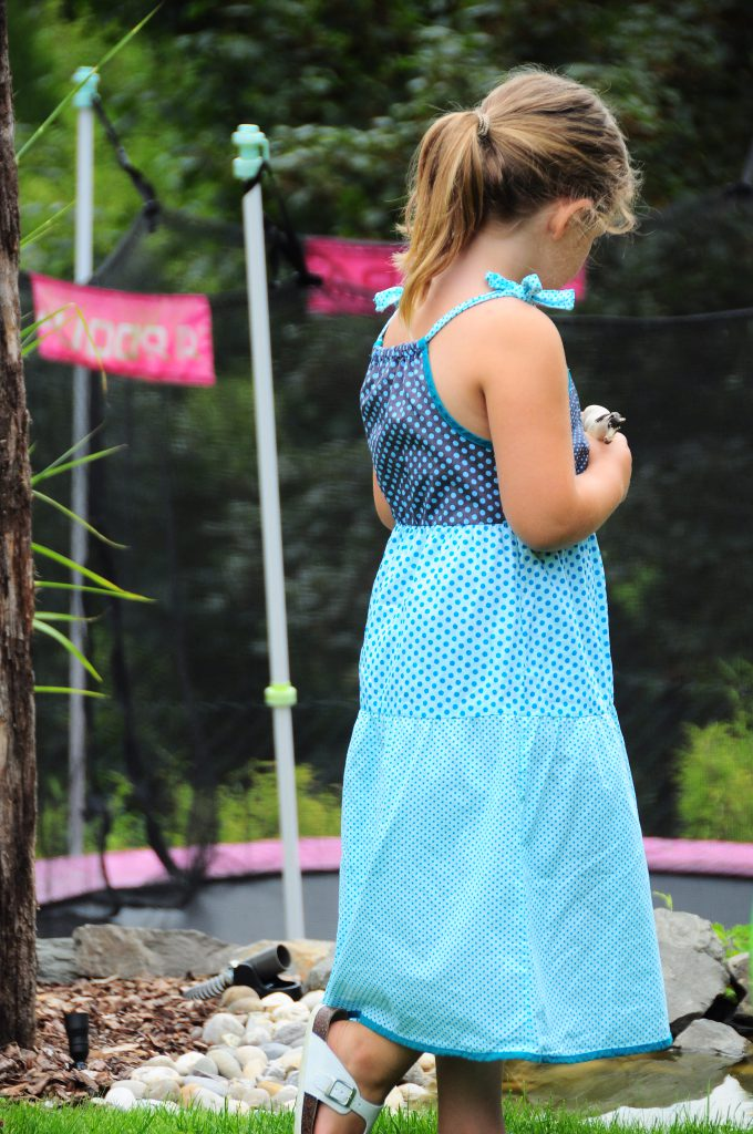 Kleid Tuli