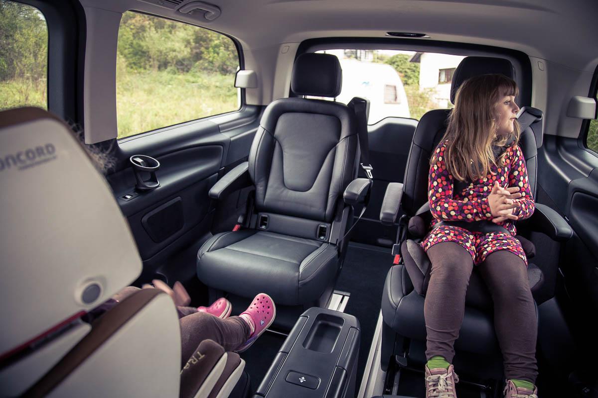 Mercedes B Klasse Sitze Umklappen