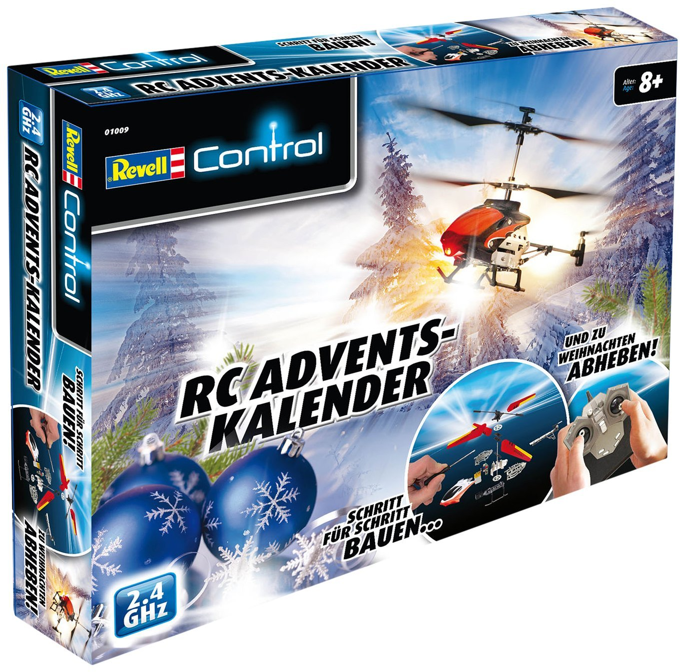 revell rc adventskalender