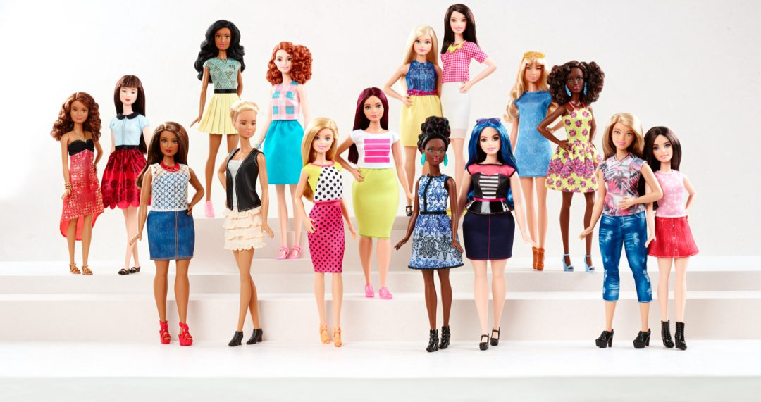 barbie 2016 fashionistas