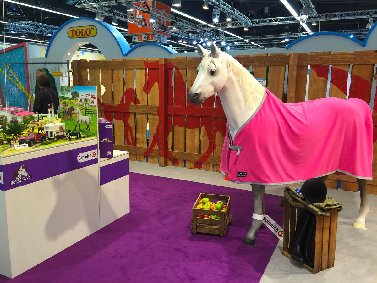 Weihnachtskalender Schleich Pferde.Spielwarenmesse 2016 4 Tolle Neuentdeckungen Nenalisi Danielas