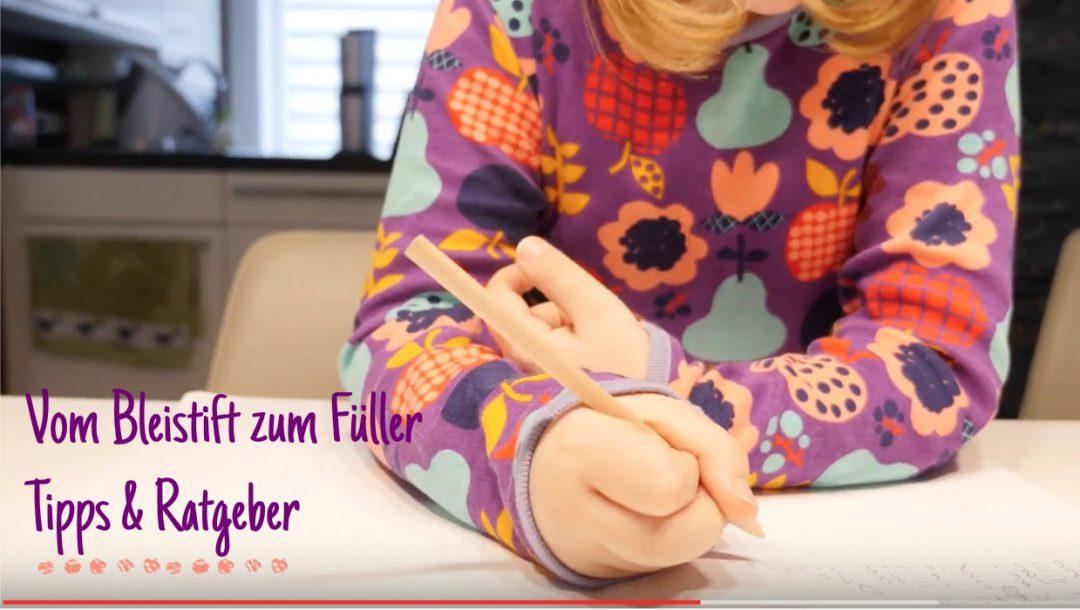 Füller für grundschulkinder tipps Ratgeber