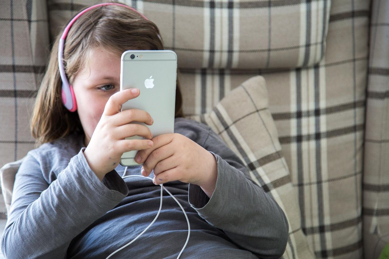 Musik hören übers iphone