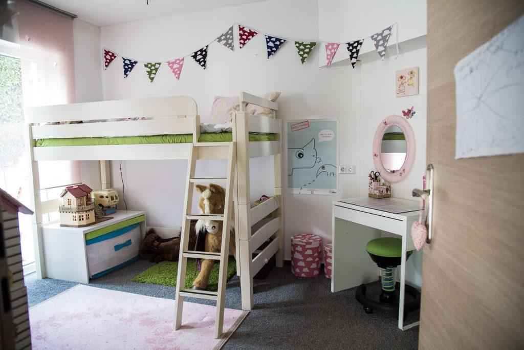 färg form Kinderzimmer