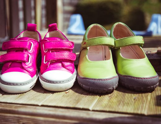 pololo kinderschuhe Sommer