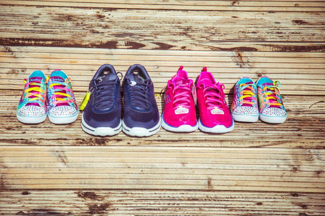 skechers familienschuhe schuhe sneakers