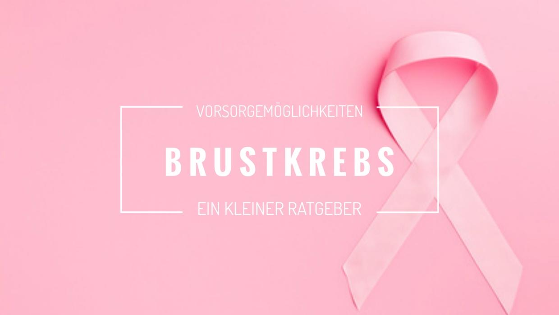 Brustkrebs Mit 30