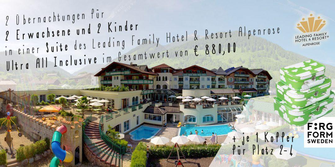 hotel alpenrose verlosung