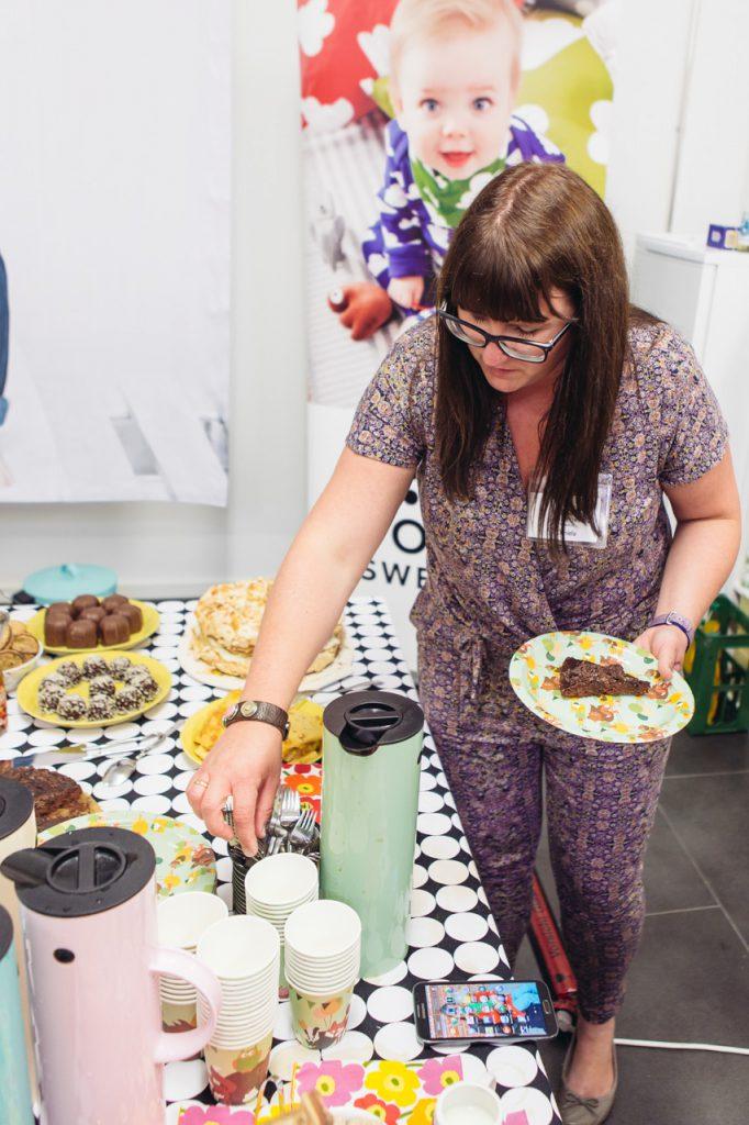 jättefint bloggerevent kuchen