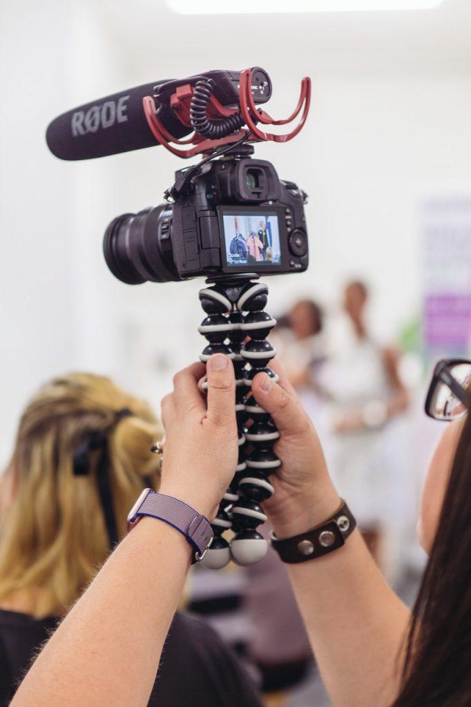 jättefint bloggerevent 2016 kamera