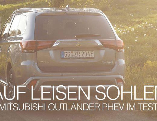mitsubishi outlander plugin hybrird familienauto test