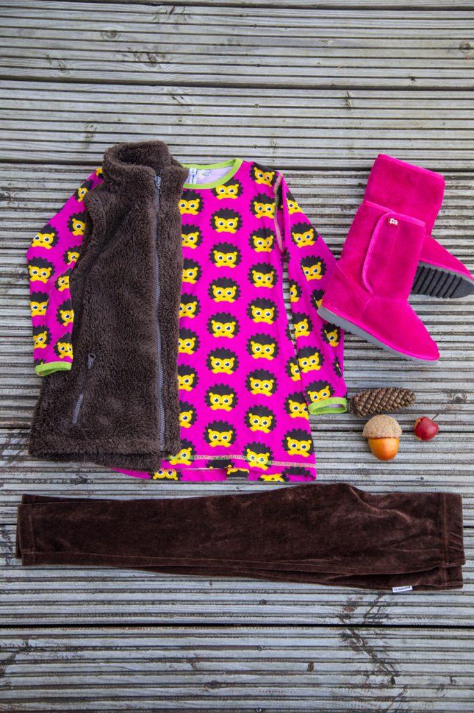 Herbst style für kinder