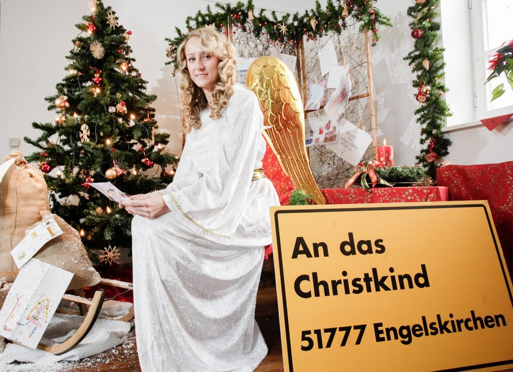 brief ans Christkind