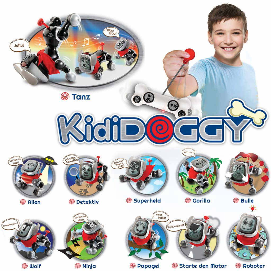 Kiddy Doggy v-tech