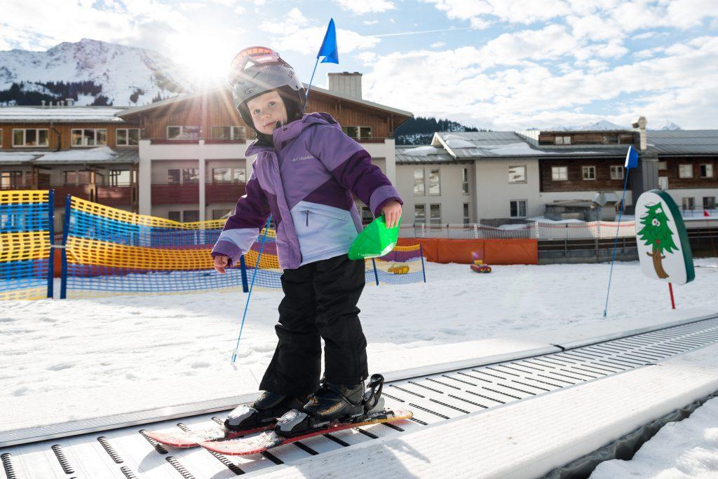 kinderhotel oberjoch Skischule