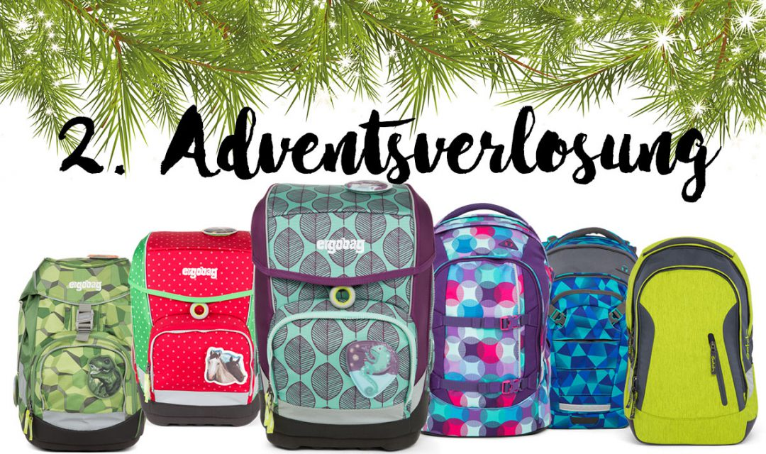 adventsverlosung ergobag satch