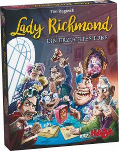 lady richmond haha