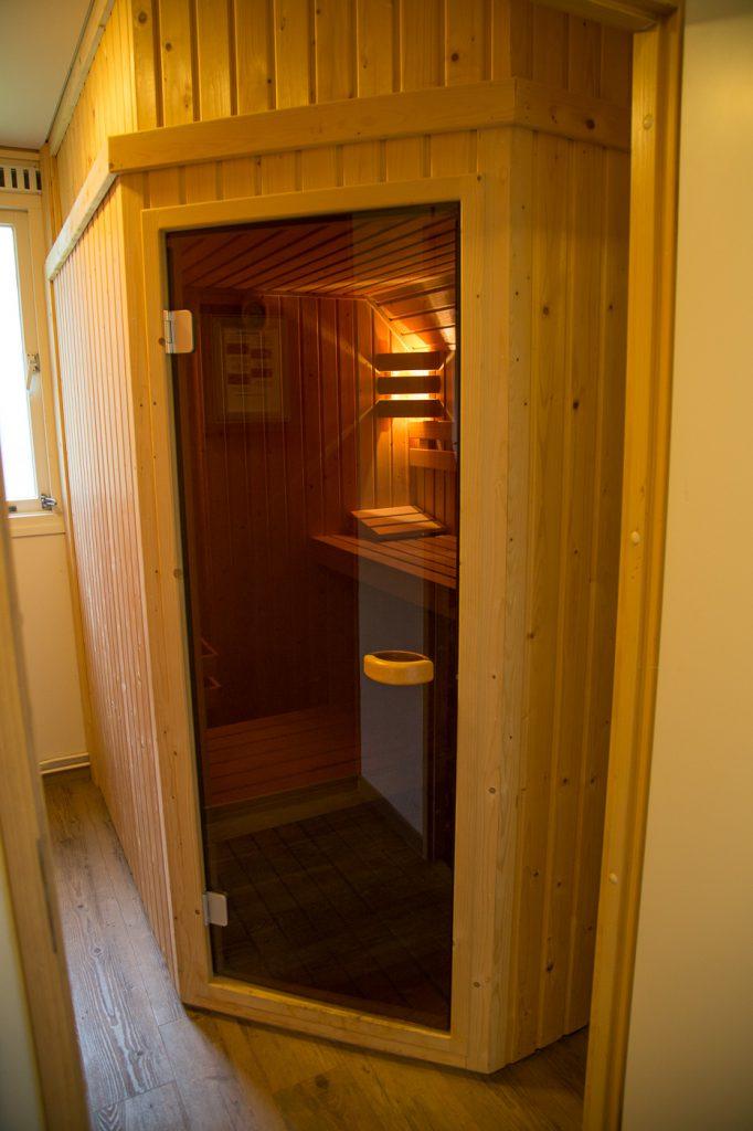 sauna ferienhaus landal
