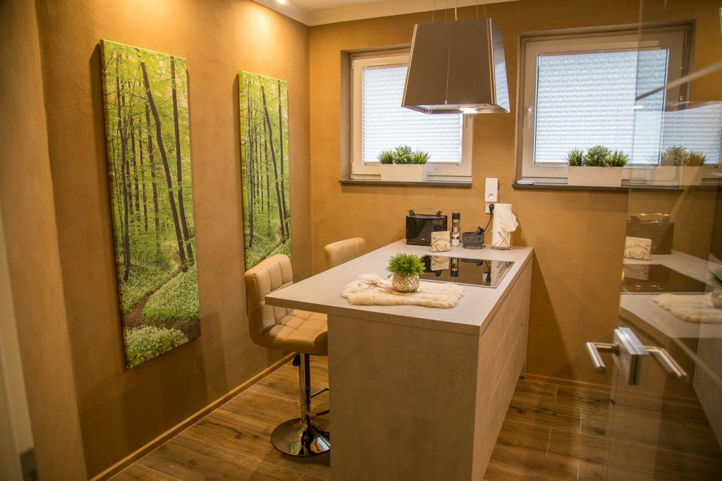 Küche suite phantasia Eifel
