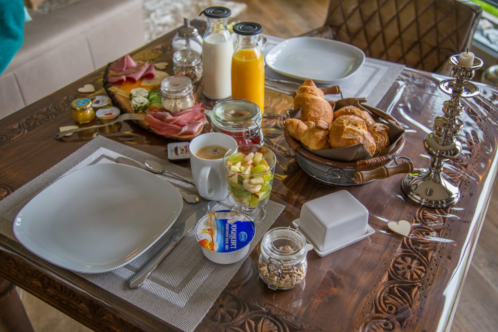 frühstück relax cottage
