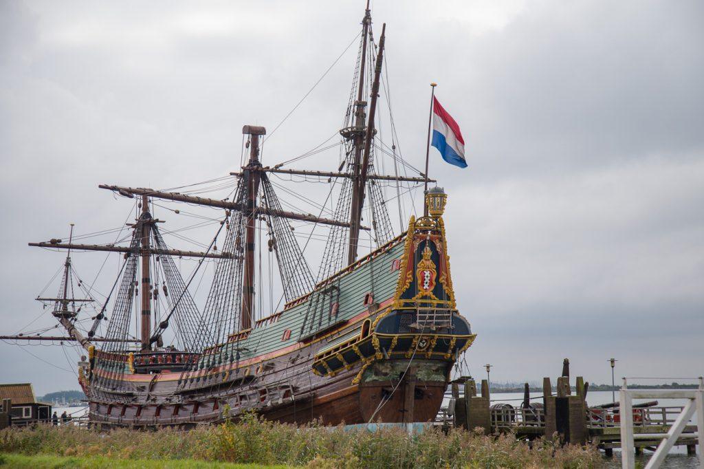 wikinger schiff veluwemeer