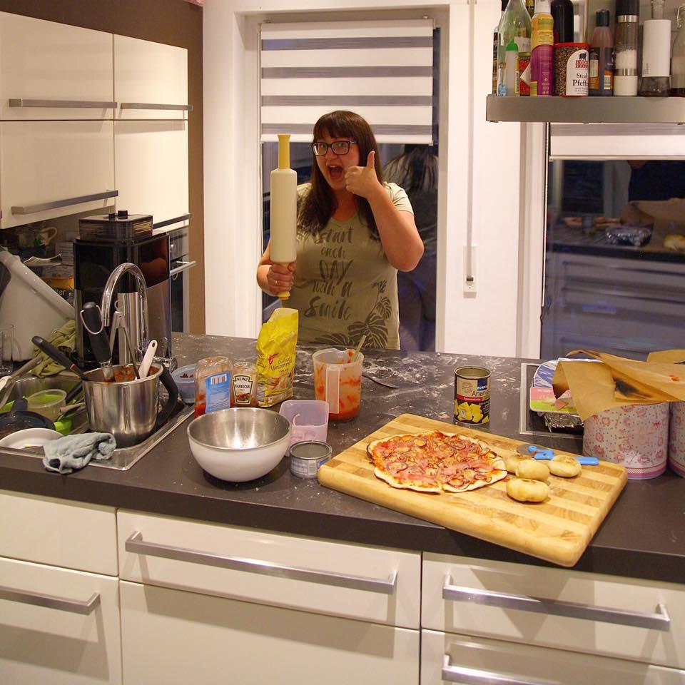 pizza hut pizza selbst machen