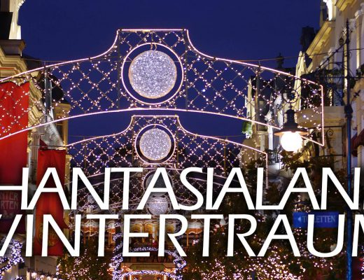 Phantasialand Wintertraum 2017 blog