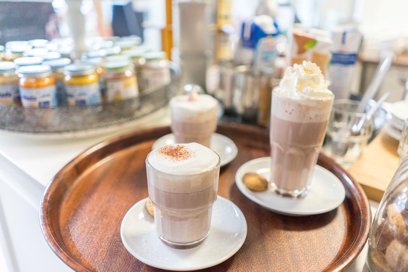 cafe agathe bloggertreffen