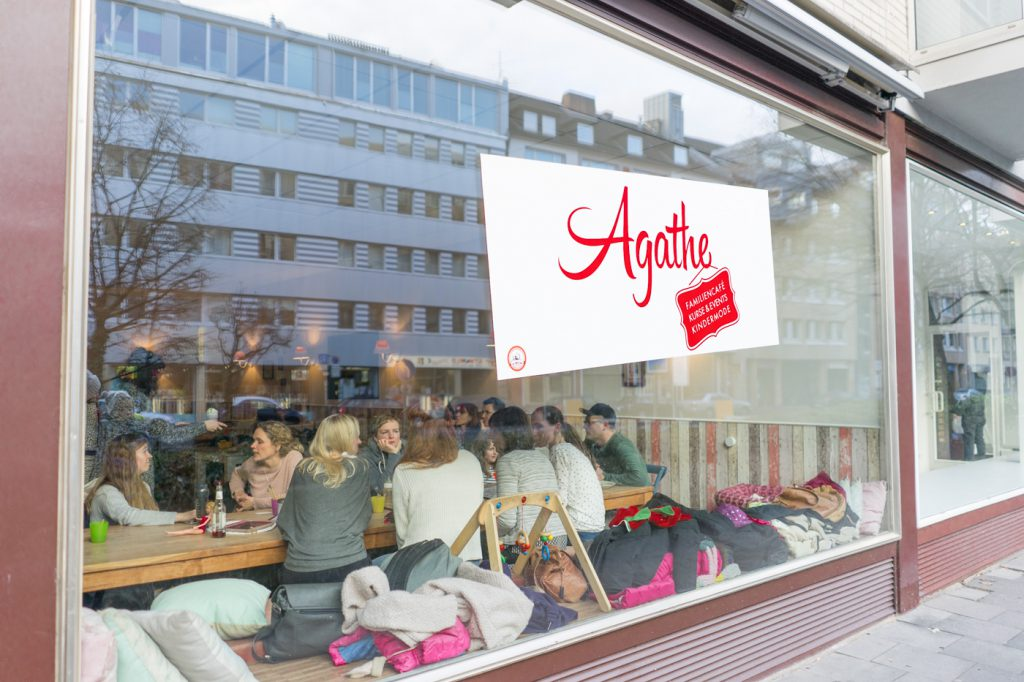 cafe agathe in köln