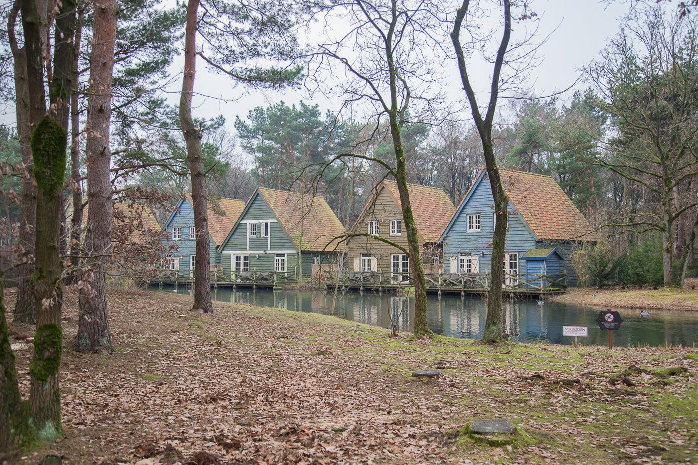 bosrijk Ferienhäuser am See