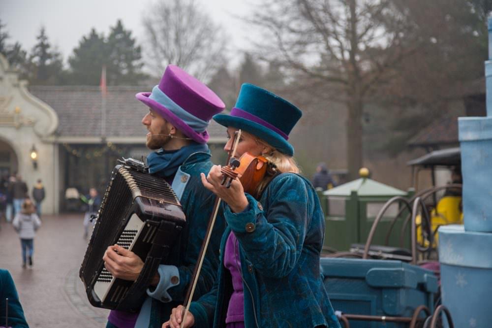 Winter Efteling – Zauberhafter Familienausflug