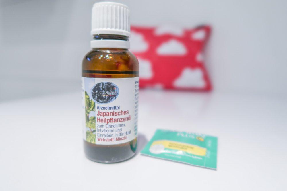 minzöl gegen Kopfschmerzen