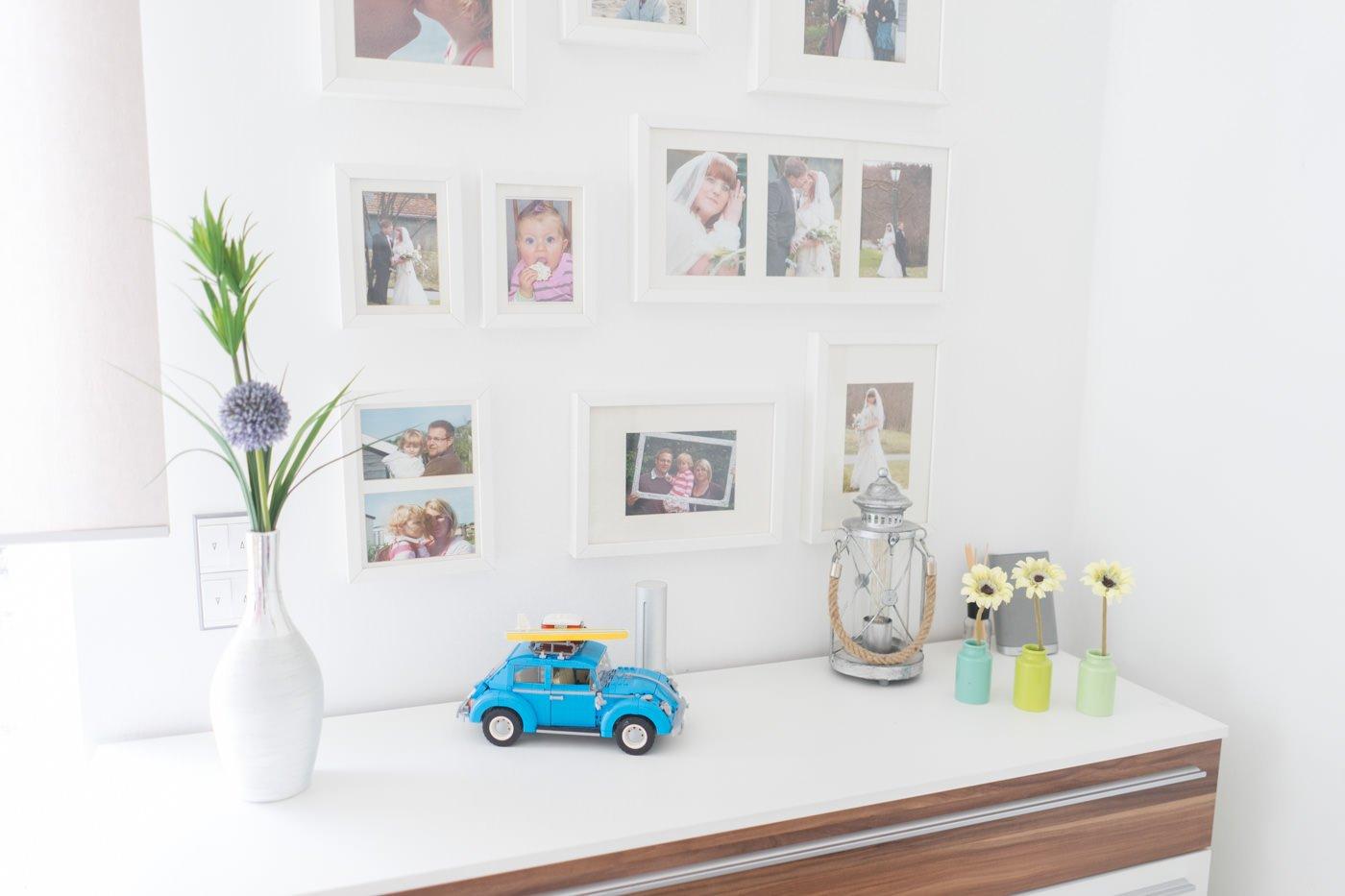 blogger zuhause