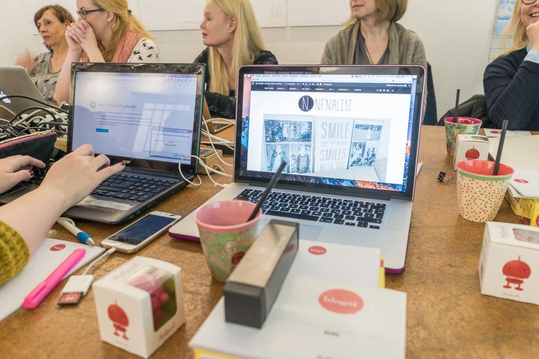 blogst workshop