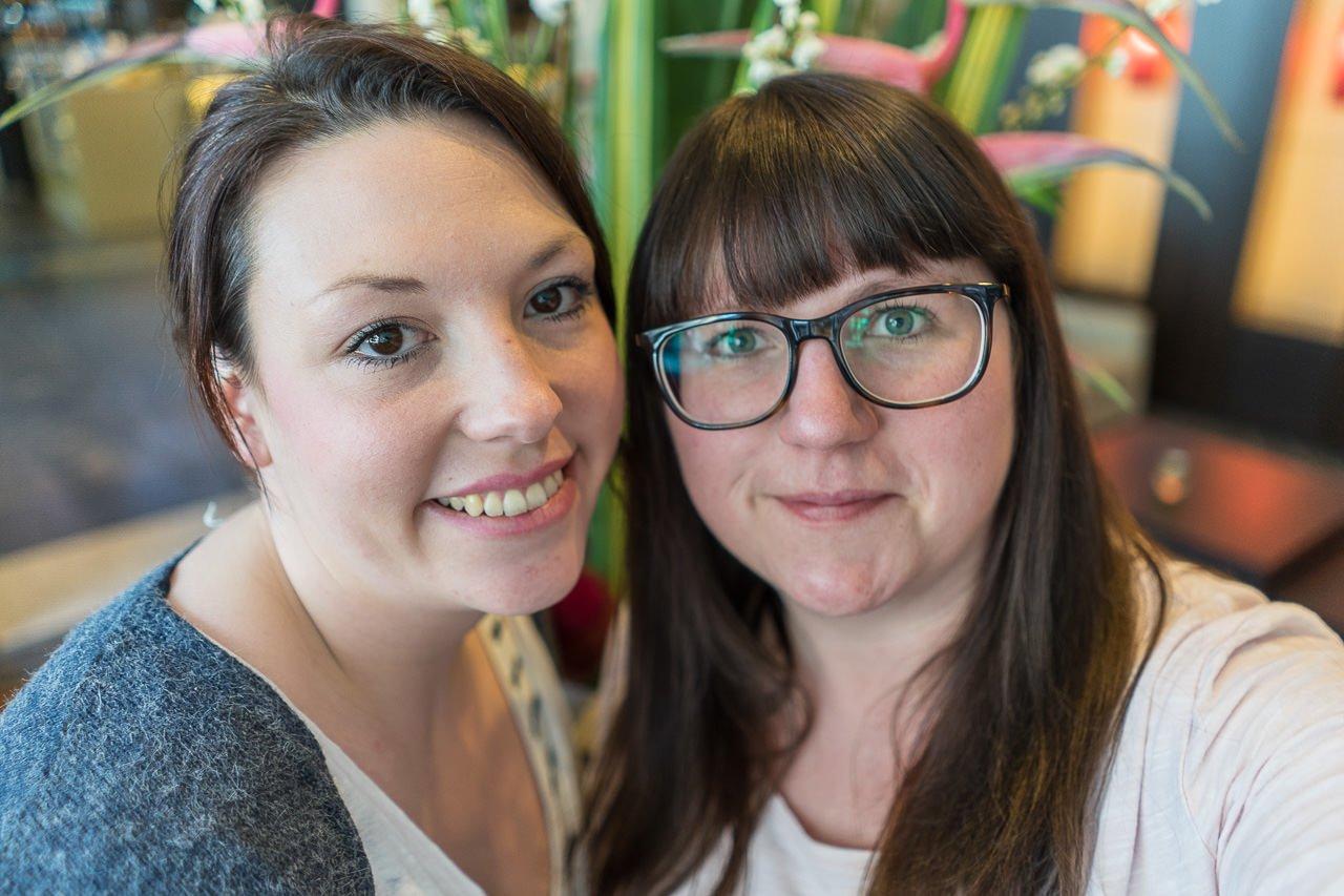 blogger Mamis on tour girls trip