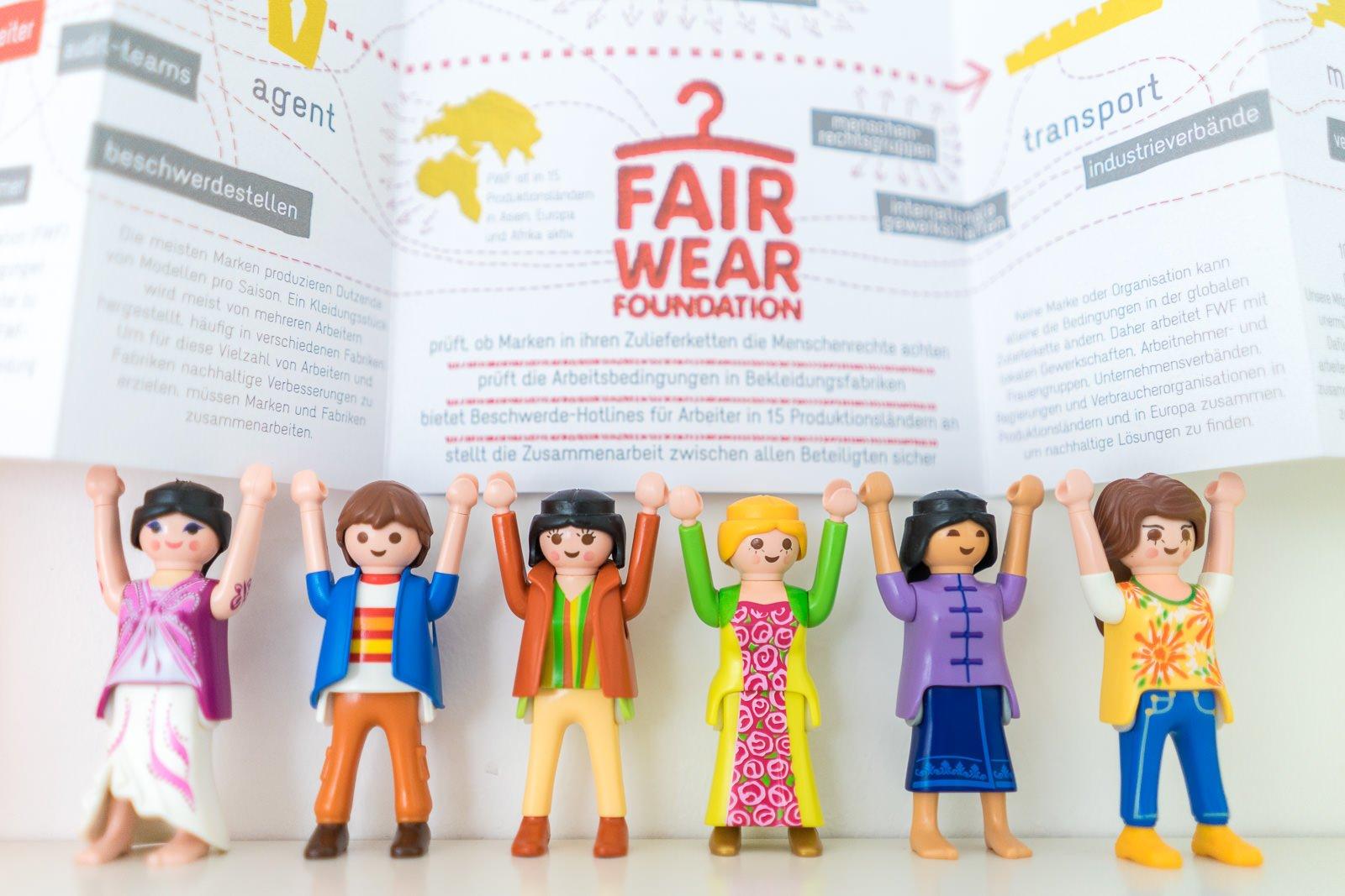 fair wear foundation gemeinsam was erreichen