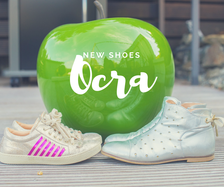 ocra Schuhe für kinder