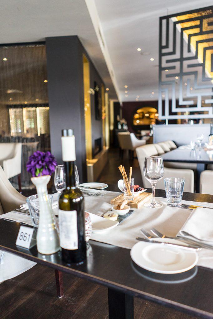 restaurant intens tics