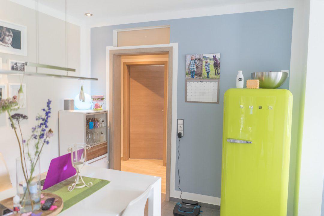gro e renovierungsaktion mit alpina feine farben hier seht ihr wie wir endlich farbe in unser. Black Bedroom Furniture Sets. Home Design Ideas