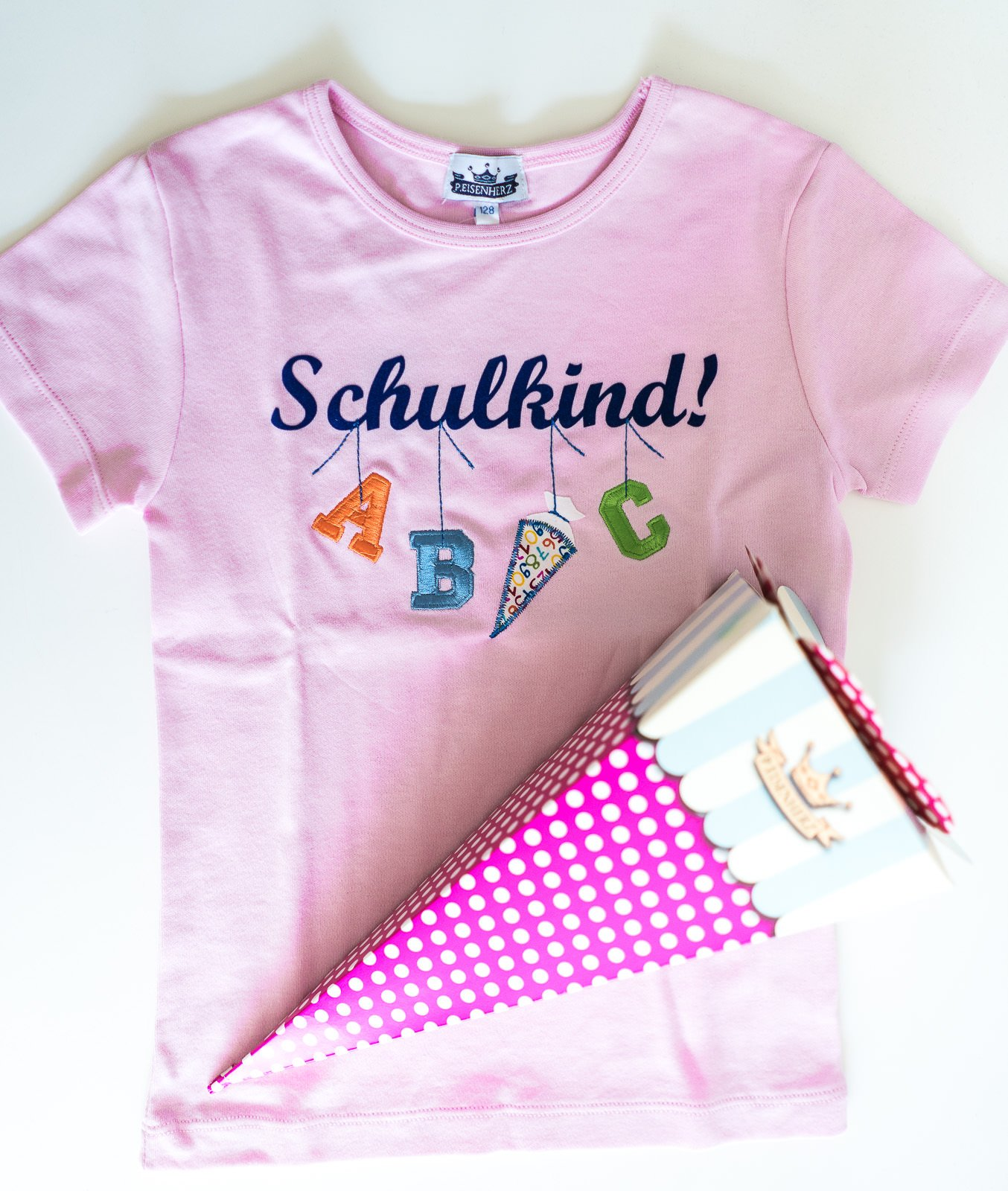 Schulkind shirt Einschulung