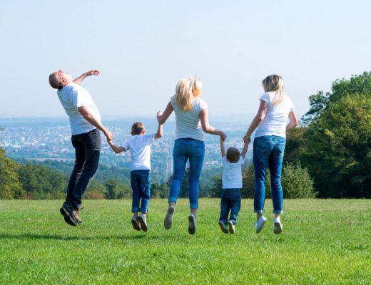 Tagaustagein Familienleben