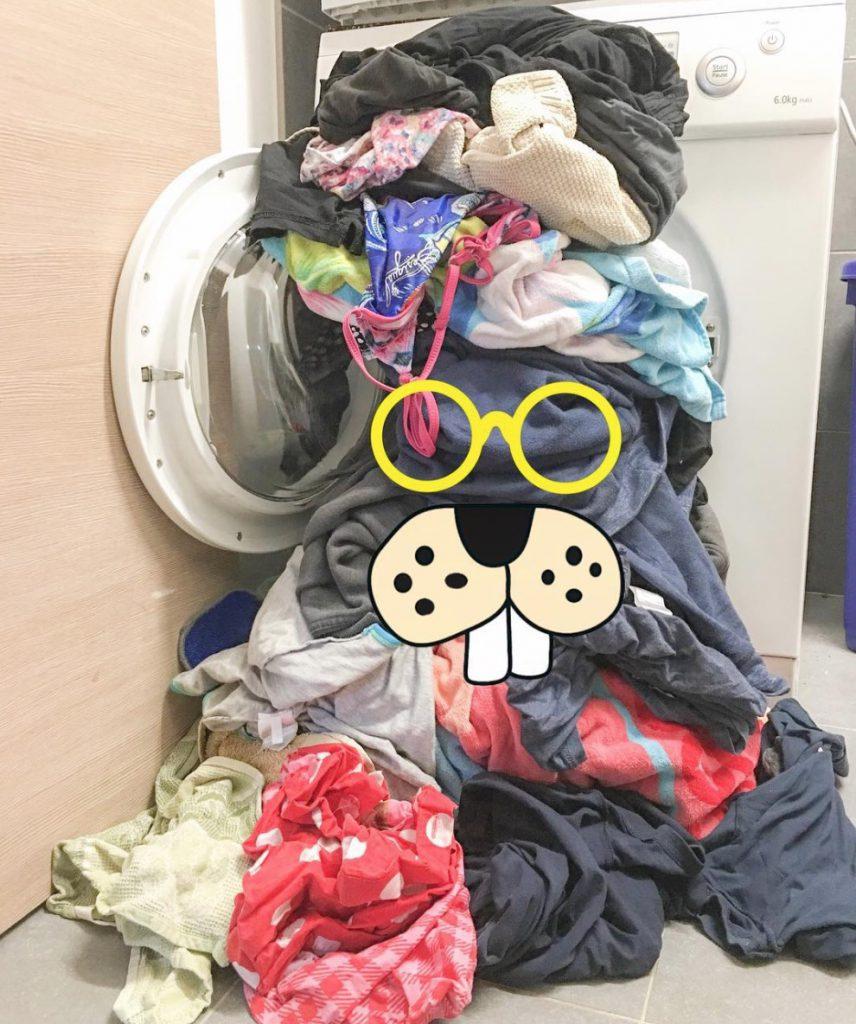 wäscheberg Waschmaschine kaputt