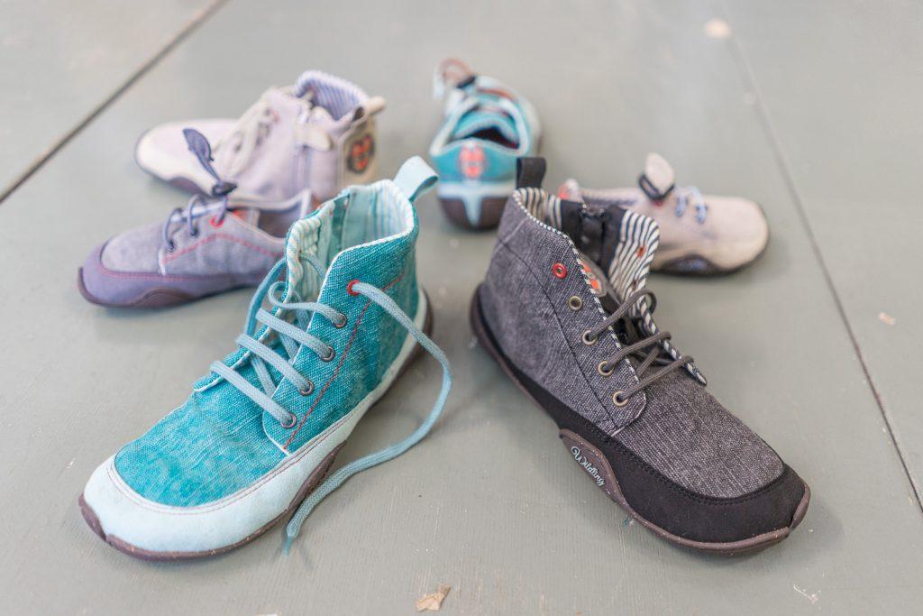 Wildlinge barfuß Schuhe